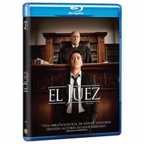 El Juez Bluray