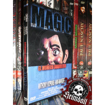 Dvd Magic El Muñeco Diabolico Horror Terror Gore Hopkins