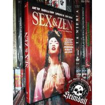 Dvd Sex & Zen Erotico Chino Arte Gore Martial Arts Español