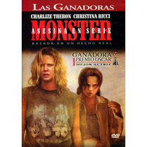 Dvd Monster Asesina En Serie ( Monster ) 2003 - Patty Jenkin