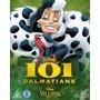 101 Dalmatas Especial Villanos De Disney Importada Blu - Ray