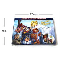 Coleccion Completa Serie Don Gato Y Su Pandilla + Pelicula
