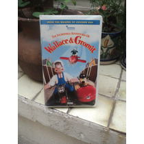The Incredible Adventures Of Wallace & Gromit, Vhs, Inglés