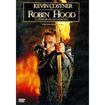 Dvd Robin Hood Principe De Los Ladrones ( 1991 ) - Kevin Rey