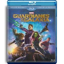 Guardianes De La Galaxia Pelicula En Blu-ray + Dvd