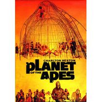 Dvd Planeta De Los Simios ( Planet Of The Apes ) 1968 - Fran