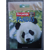 Dvd Una Pareja De Pandas Animal Planet