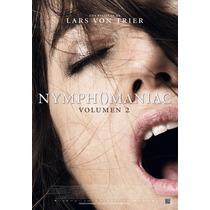 Ninfomania Vol. I & Ii ~ Lars Von Trier Dvd