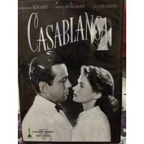 Casablanca, Subtitulos En Español, Remasterizada Dvd