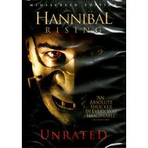 Dvd Hannibal El Origen Del Mal ( Hannibal Rising ) 2007 - Pe