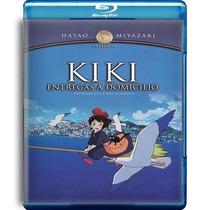 Kiki Entregas A Domicilio La Pelicula En Blu - Ray