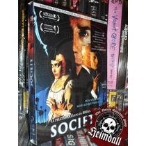 Society Bluray + Dvd + Libro Ed Col Gore Yuzna Cronenberg