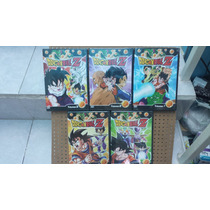 Dragon Ball Z Vol 1, 2, 3, 4 Y 5 Audio Español, Dvd Original