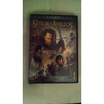 El Señor De Los Anillos El Retorno Del Rey Dvd