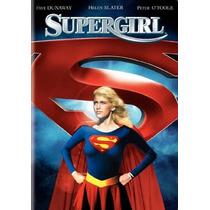 Supergirl La Pelicula Importada En Dvd