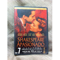Shakespeare Apasionado - Gwyneth Paltrow Ben Affleck Dvd