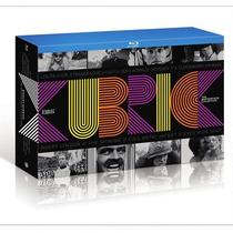 Stanley Kubrick The Masterpiece . Boxset Blu-ray