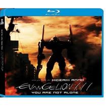 Evangelion La Pelicula En Formato Blu-ray Discos