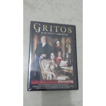 Dvd Gritos De Libertad