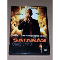 Satanas Damian Alcazar Dvd Envio Gratis