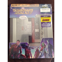 Guardians Of The Galaxy Blu Ray 3d Steelbook Best Buy