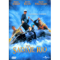Dvd El Salvaje Rio ( The River Wild ) 1994 - Curtis Hanson