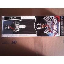 Venom De Spiderman Marvel Dc Universe Mcfarlane Black0012010