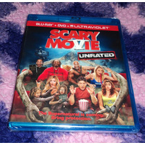 Scary Movie 5 - Bluray + Dvd Importado Usa Sin Censura