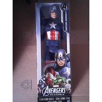 Capitan America Avengers Marvel Dc Mcfarlane Black0012010