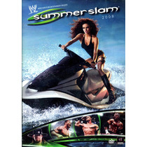 Dvd Summerslam 2008 - Wwe John Cena, Batista, Cm Punk, Under