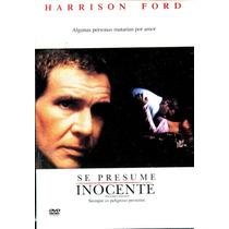Dvd Se Presume Inocente ( Presumed Innocent ) 1990 - Alan J.
