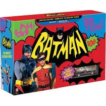 Batman Tv Series Bluray Edicion Limitada, Hot Wheels, Nueva
