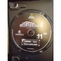 Dvd Megafabricas Corona Navaja Swiss