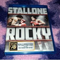 Rocky - Bluray Edicion Restaurada 4k Importado Usa