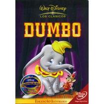 :: Dumbo Edición Aniversario :: Disney Dvd