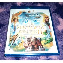 La Historia Sin Fin 2 - Bluray 25 Aniversario Clasico 1990