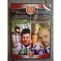 Dvd 2 En 1 Dimensiones Ocultas Y Muertes Enigmaticas