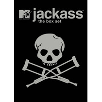 Jackass Volumenes 1 , 2 , 3 , Bonus Disc Boxset En Dvd