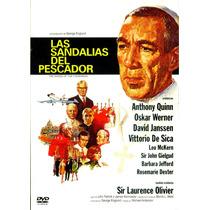 Dvd Las Sandalias Del Pescador ( The Shoes Of The Fisherman