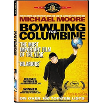 Dvd Documental Masacre En Columbine Bowling De Michael Moore