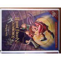 El Jorobado De Notre Dame Pelicula Walt Disney Black0012010