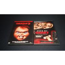 Chucky El Muñeco Diabólico Dvd Terror Película