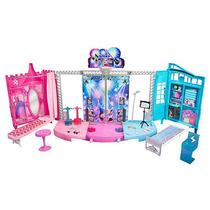Barbie Rock N Reales Transforming Etapa Playset