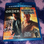 The Order / Nowhere To Run - Bluray Jean-claude Van Damme