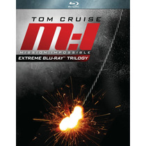 Blu Ray Mision Imposible Extreme Triloia Mision Imposible