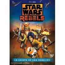 Star Wars Rebels : La Chispa De Una Rebelión , Pelicula Dvd