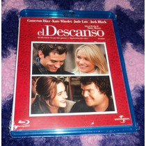 El Descanso - The Holiday - Bluray Cameron Diaz Kate Winslet