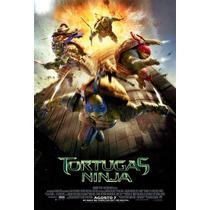 Tortugas Ninja 2014 Dvd