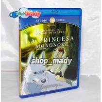 Studio Ghibli - La Princesa Mononoke - Blu-ray Región A