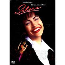 Dvd Selena ( Selena ) 1997 - Gregory Nava / Jennifer Lopez